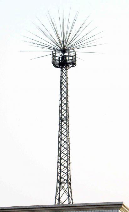 果洛镀锌装饰工艺塔