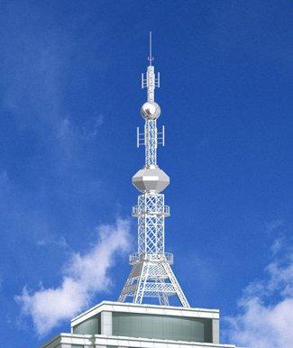 英德钢管装饰工艺塔